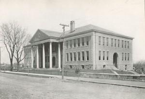 Knutti Hall 1914